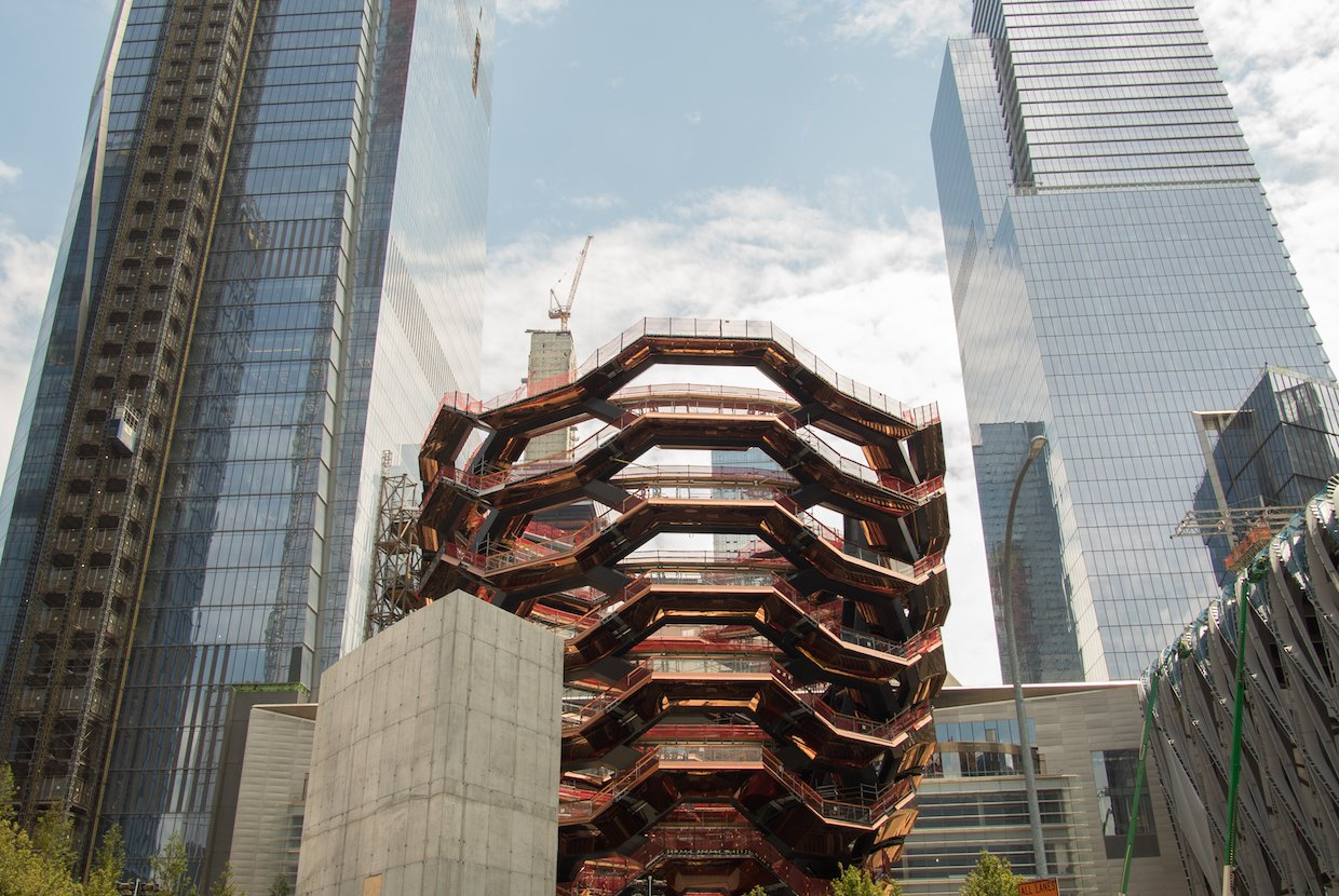Phase One Of Hudson Yards Opens To The Public Elegran S