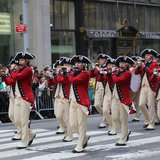 St. Patrick's Day Parade, Fifth Avenue, Midtown, NYC