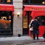 Balthazar, Spring Street, Nolita, NYC