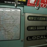 Vintage Subway Map and Signage, NYC Subway History