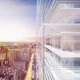 100 Varick Street Partial Rendering Renzo Piano