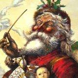 Santa Claus Thomas Nast NYC History