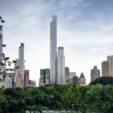 Rendering of the Nordrstrom Tower Manhattan new construction