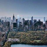 1-Park-Lane Rendering-Central Park-Billionaires' Row