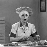 I Love Lucy Candy Factory Scene