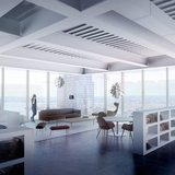 Rendering of 2 WTC office space