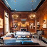 Carhartt Mansion in NYC showcases beautiful pre-war details
