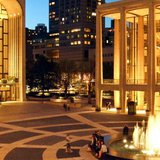 Lincoln Center for the Performing Arts at Night