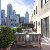 310 West 56th Street terrace views