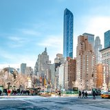 Columbus Circle Billionaire's Row