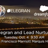 Tigh Loughhead and Elegran Real Estate at Dreamforce 2016 and Pardot with Salesforce