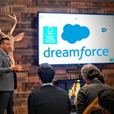 Tigh Loughead Marketing Director Elegran Real Estate Presenting at Dreamforce 2016