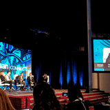 Tigh Loughhead presents Elegran Digital Marketing Plan for 2017 at Inman Connect Real Estate Conference