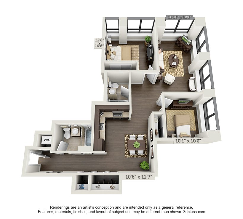 Wall Street Apartments: Apartments For Sale & Rent In
