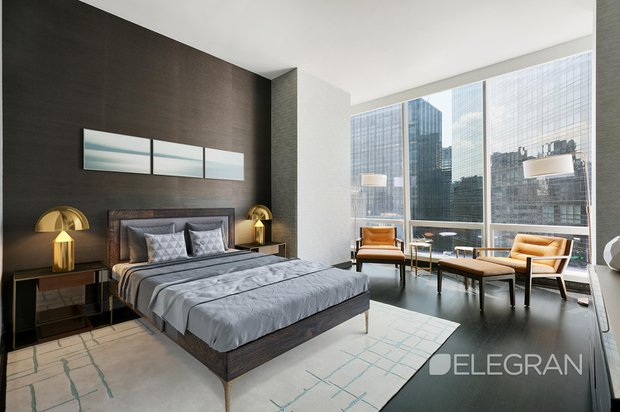 157 w 57th st bedroom