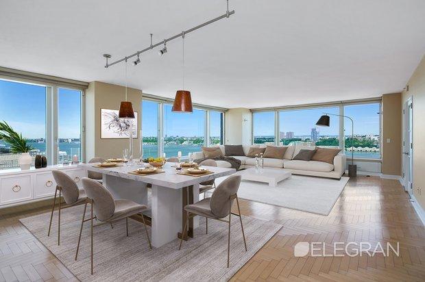 240 riverside blvd living room